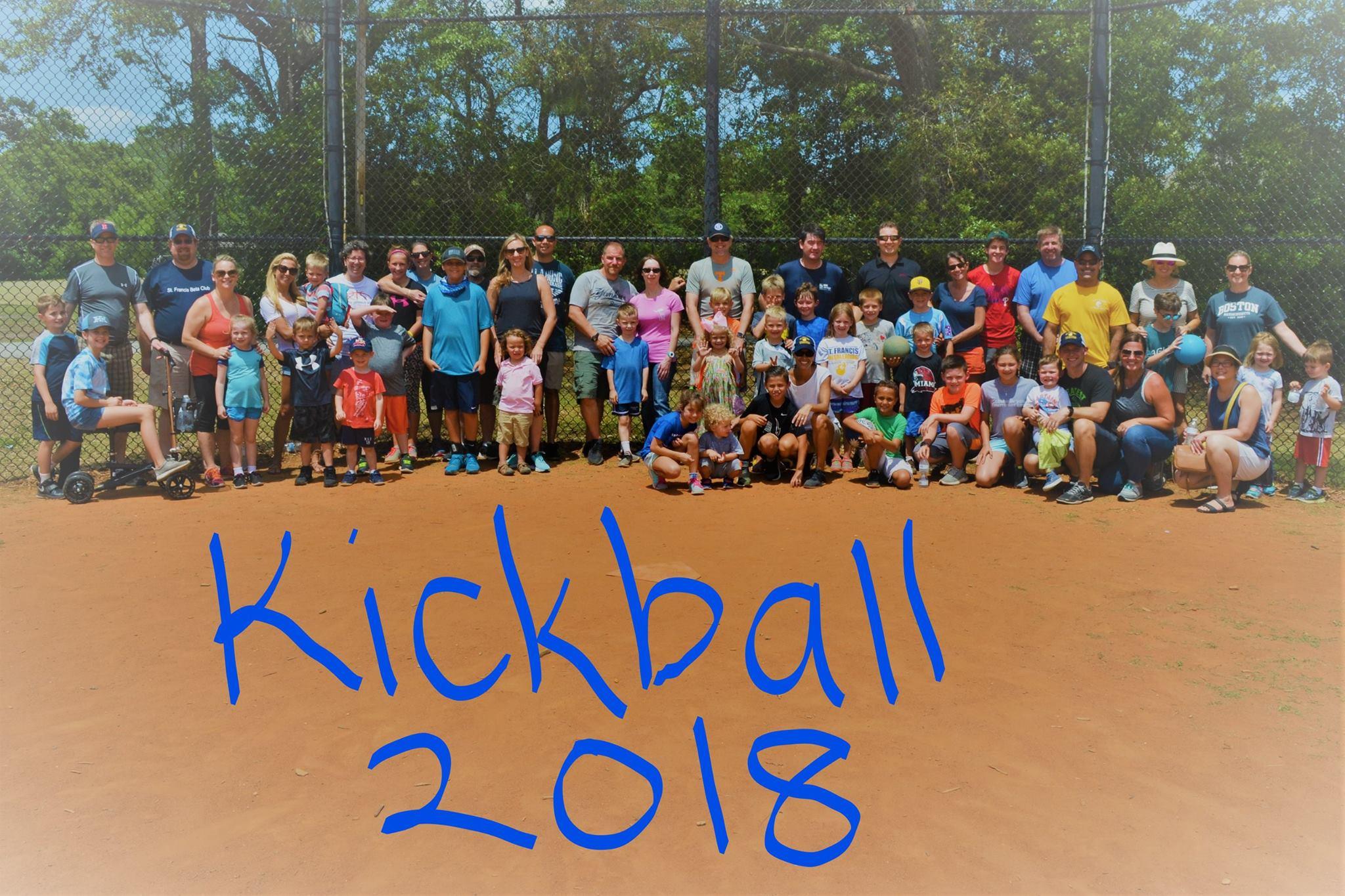 Family Kickball